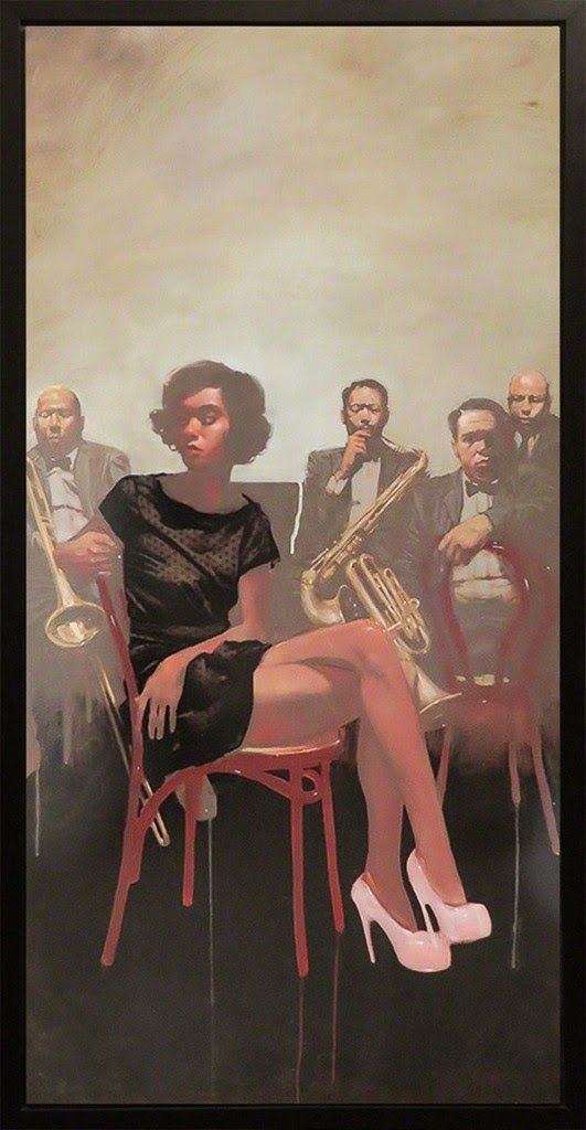"""Keeping In Time"" by Michael Carson"