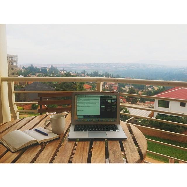 7 balcony computer