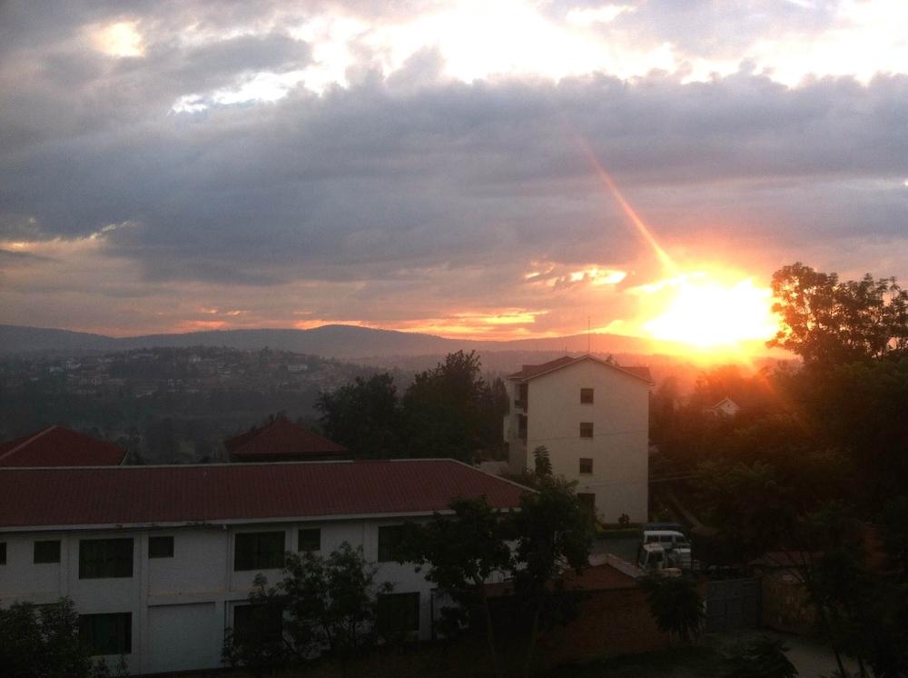8 Balcony Sunrise