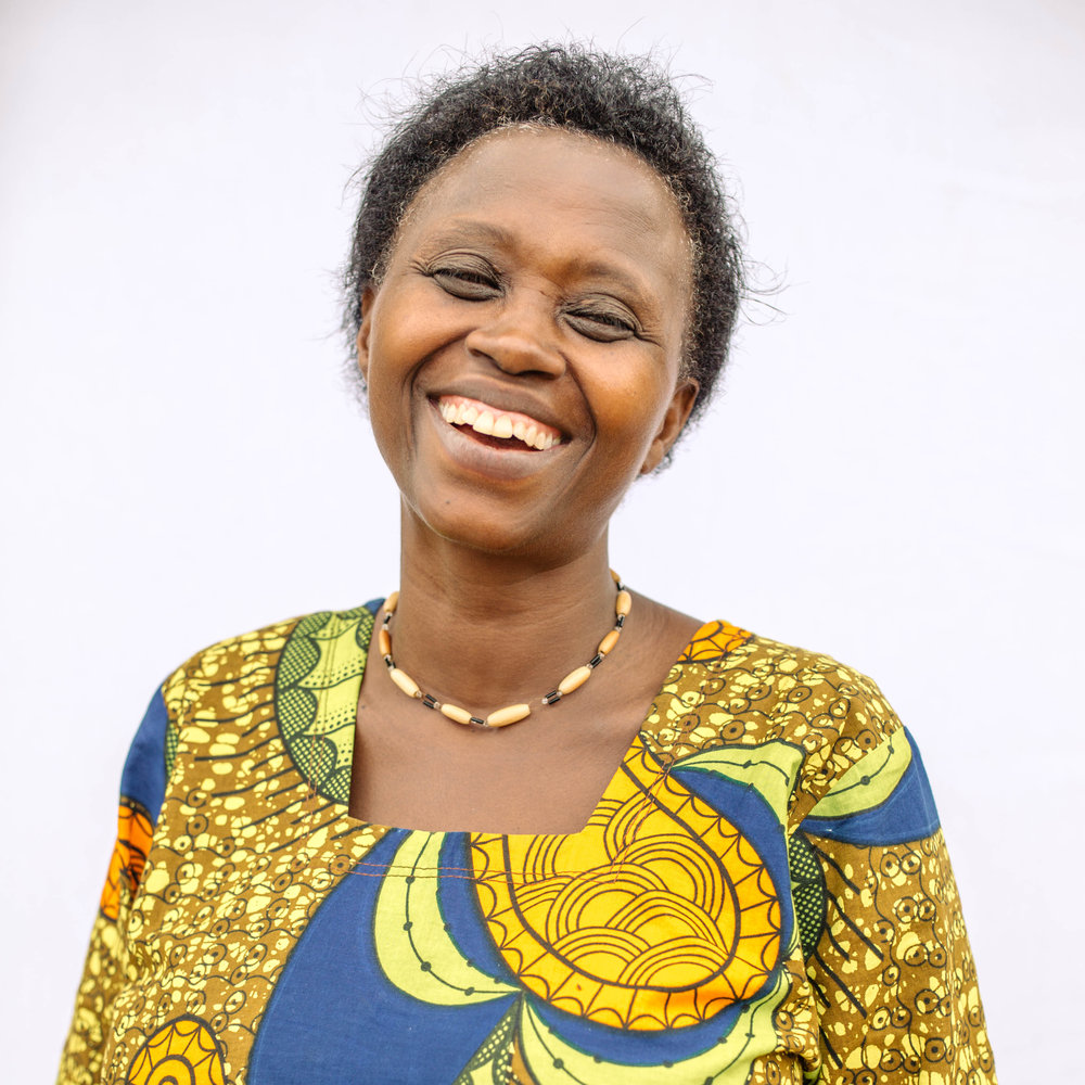 JACQUELINE ABAKUNZI | MANAGER OF LIDDY WOMEN'S CENTER