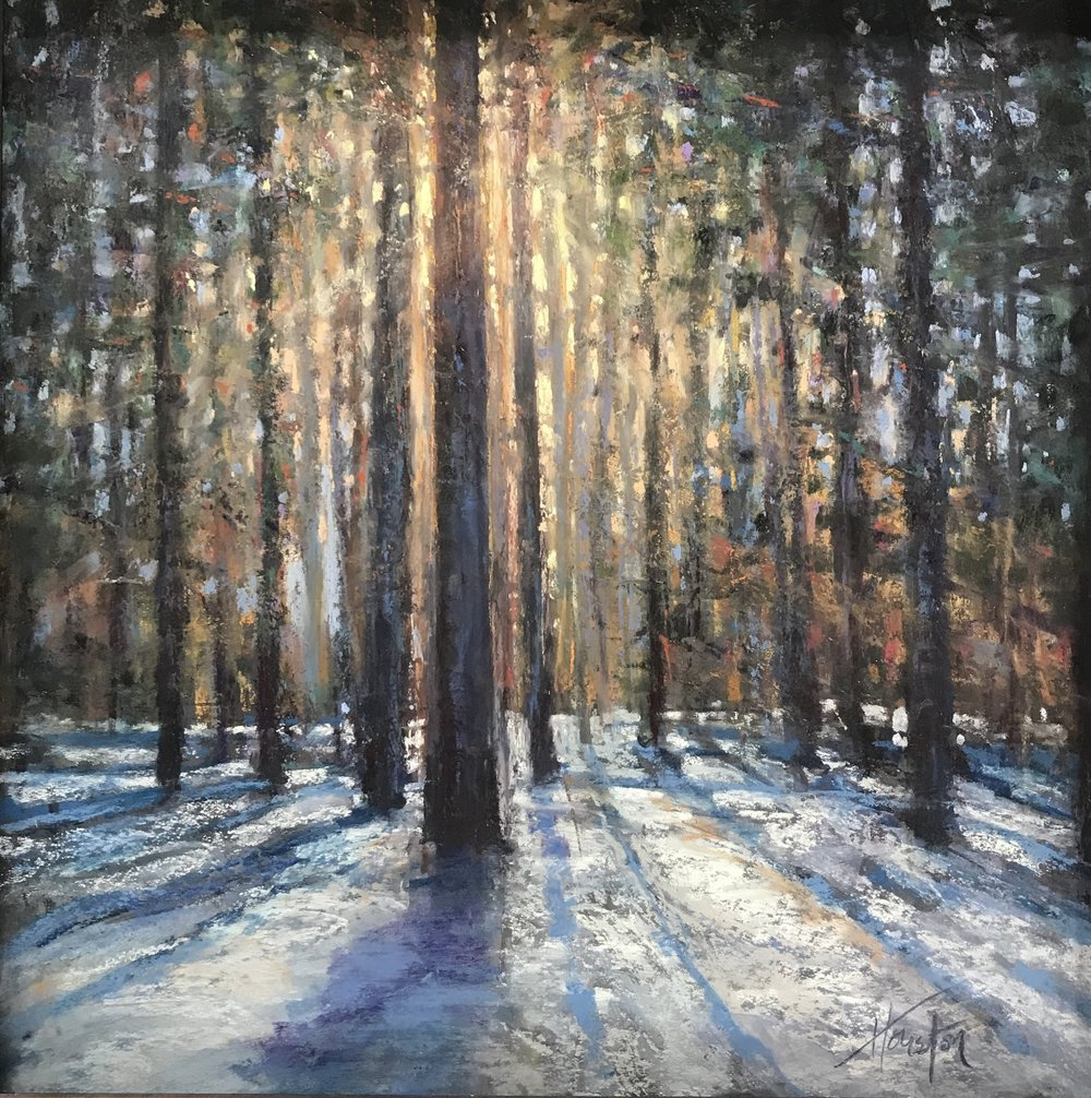 """Winter Awakening"" $1375"