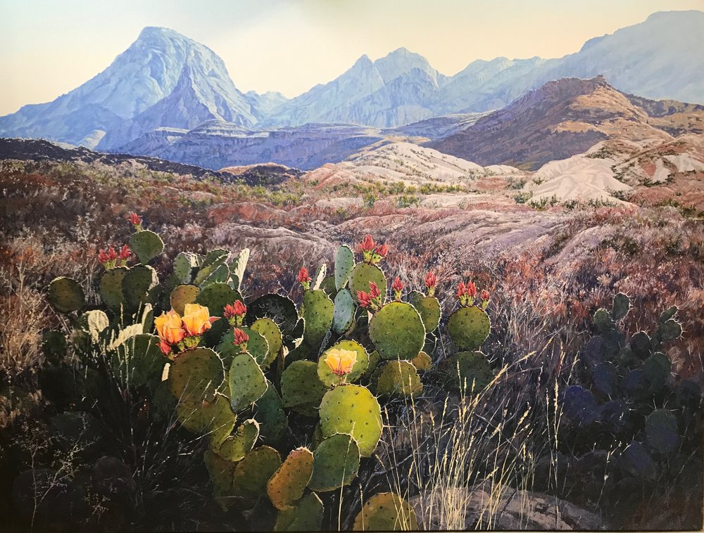 """Big Bend"" Dan Rickards"