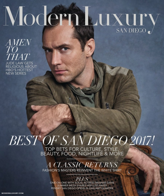 Modern Luxury  - Best of San Diego 2017
