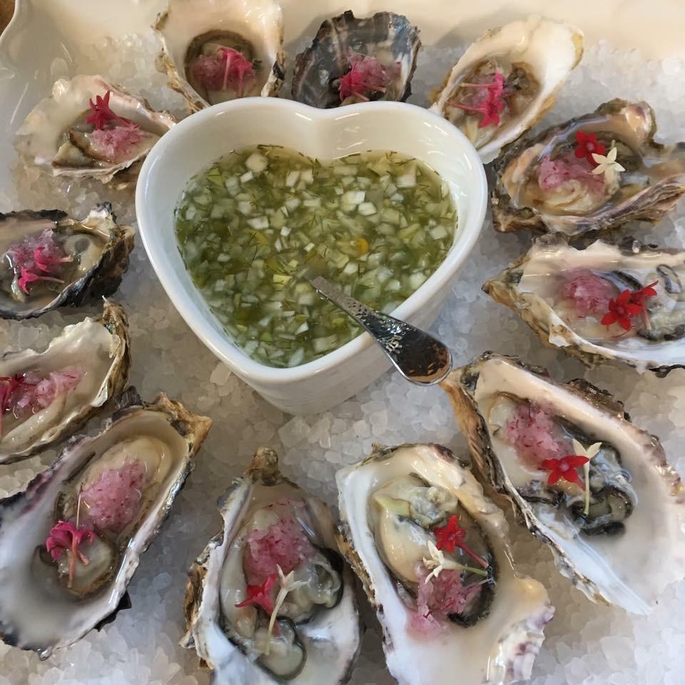 Baja Oysters