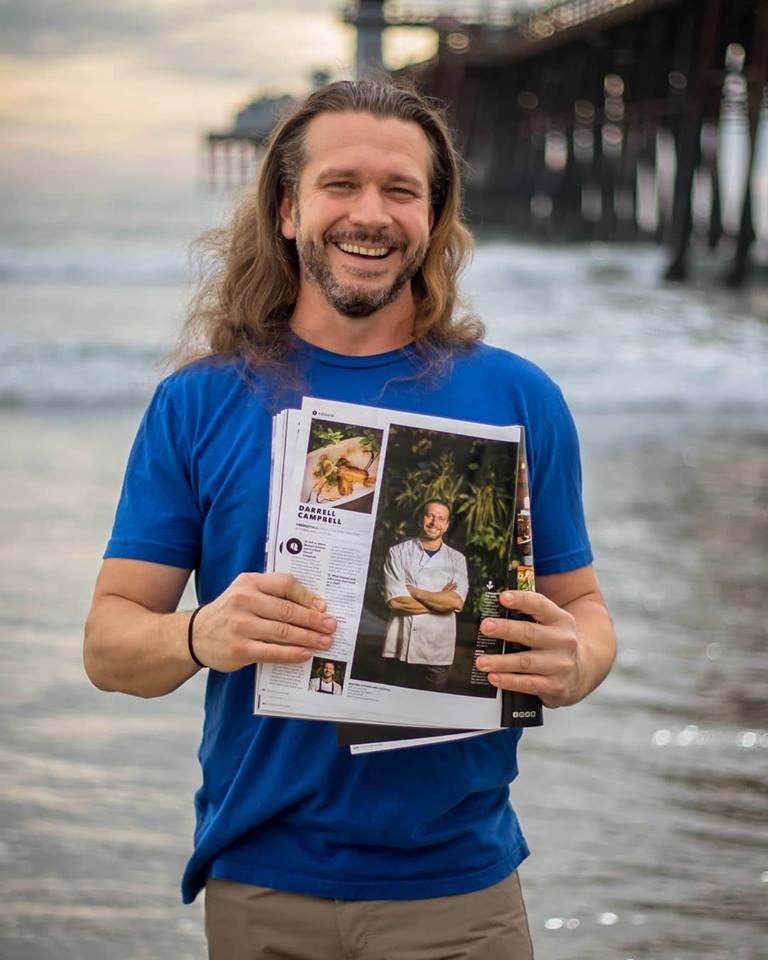 Chef Darrell Locale Mag