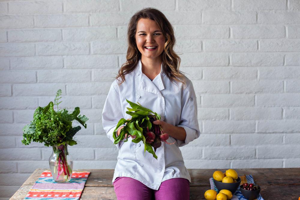 Chef Kathryn | Vivacious Dish