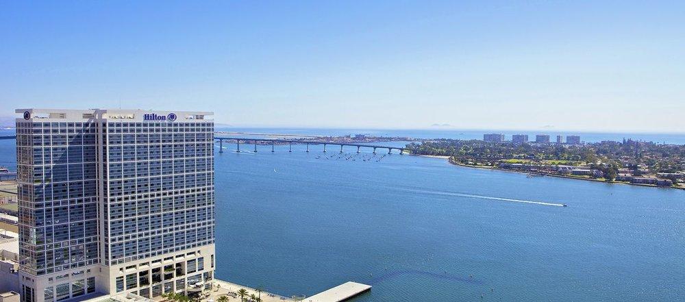 Hilton San Diego Bayfront -