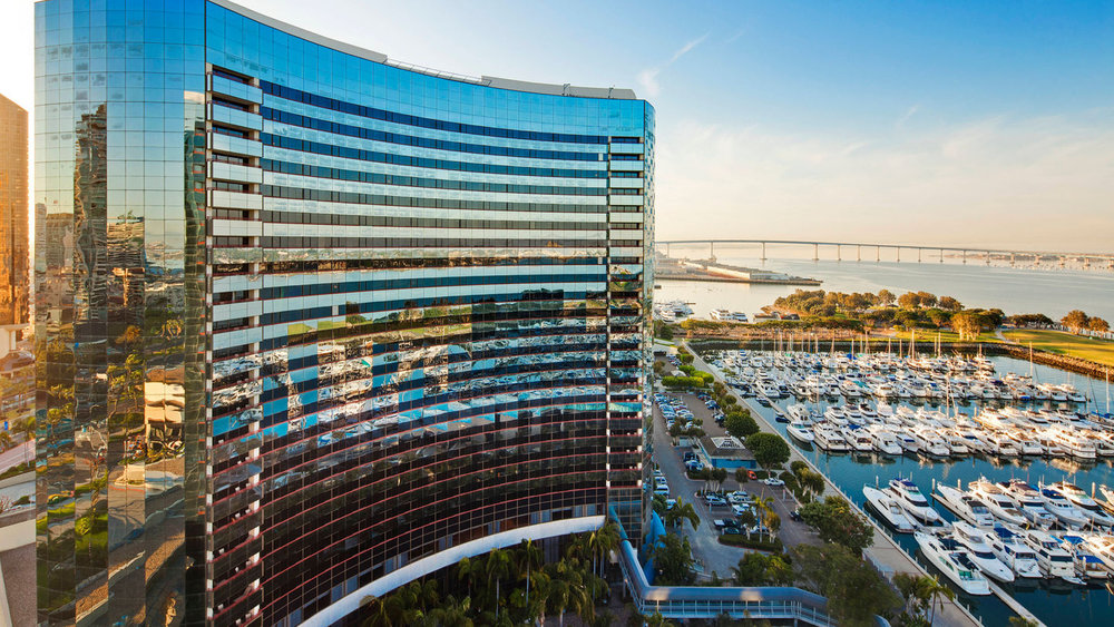 Marriott Marquis & Marina -