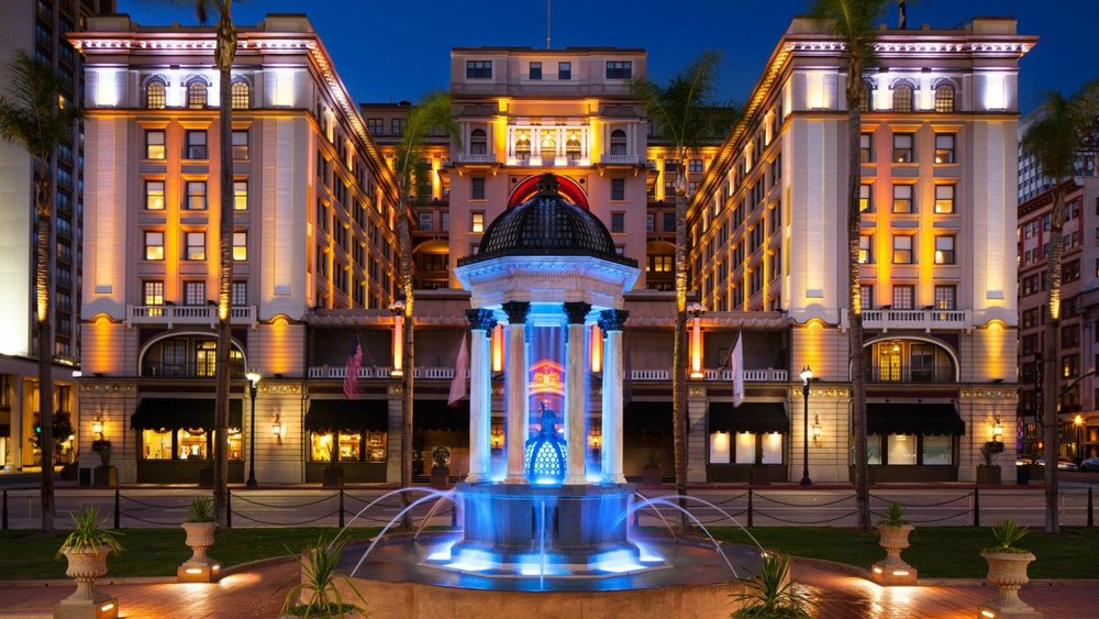The US Grant Hotel -