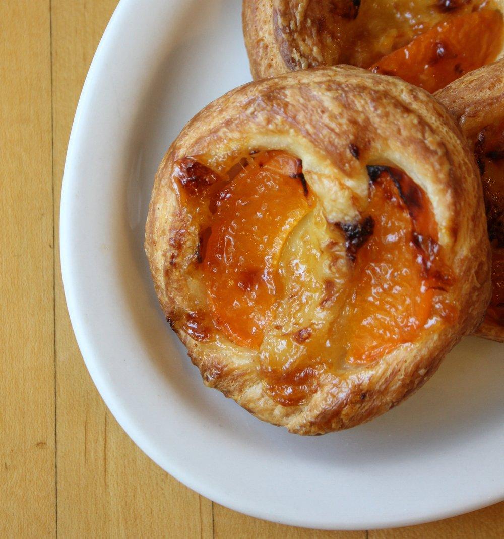 Hot Dish:Farmers Market Croissant Bites at Cardamom Cafe - 9.1.18