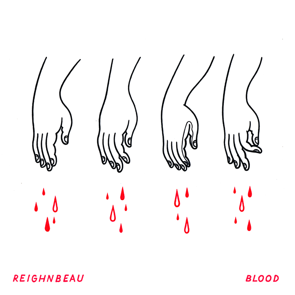 BLOOD STREAMING AT STEREOGUM!!