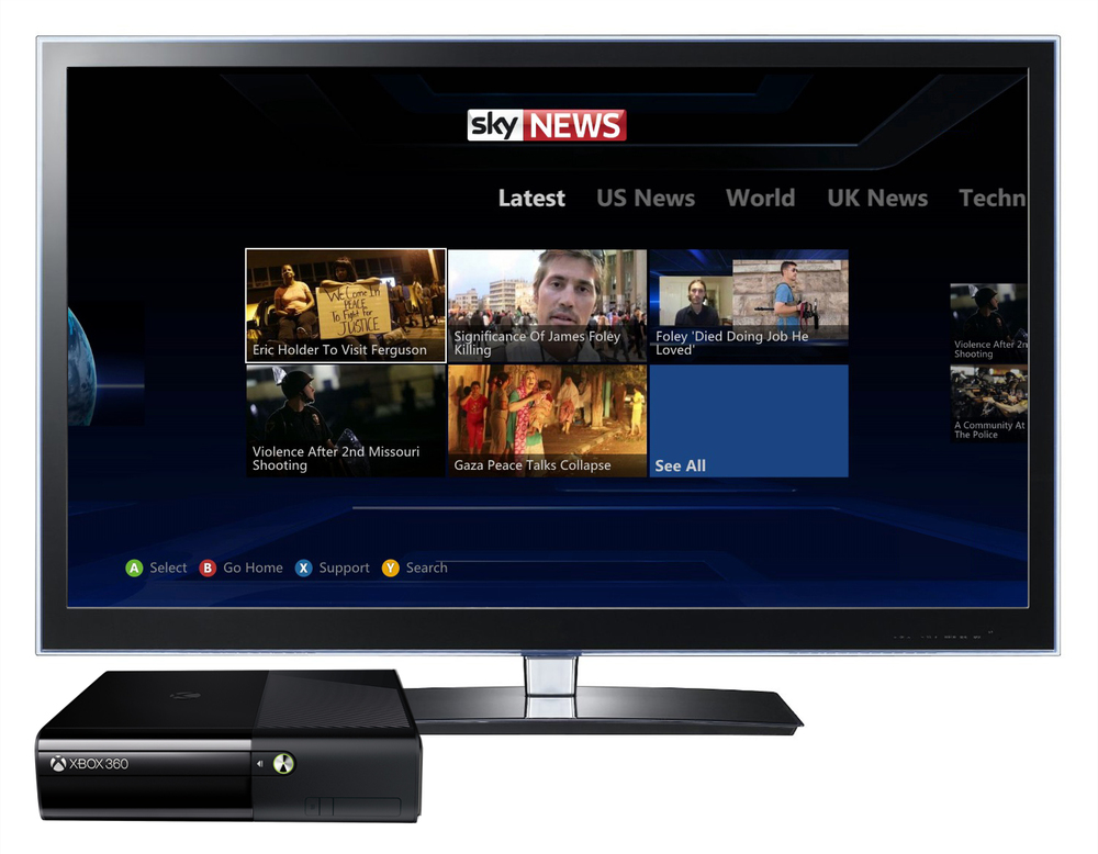 SkyNews-Xbox360