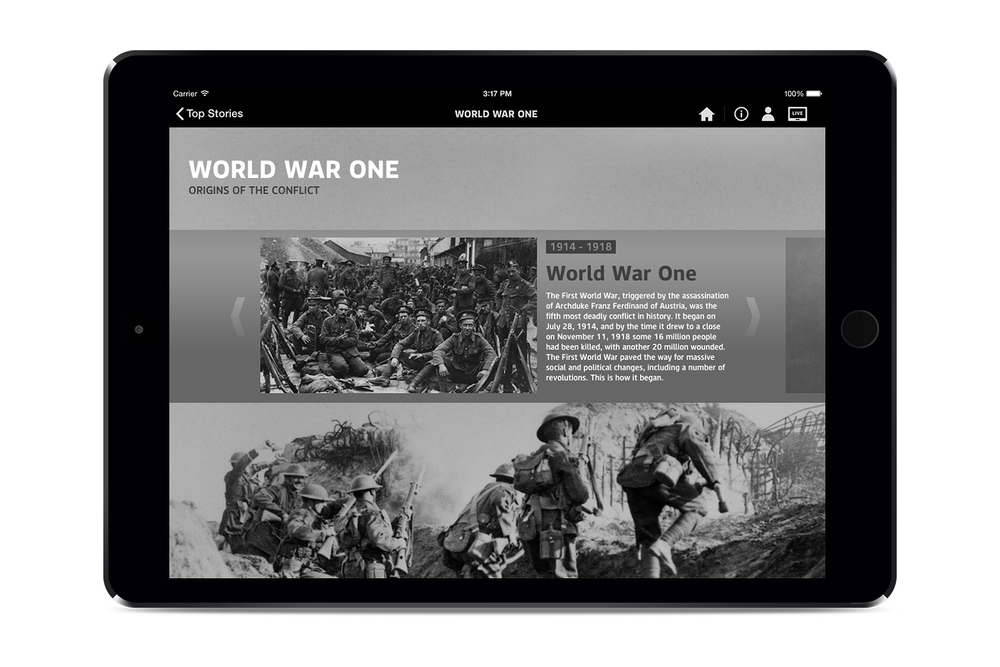 SkyNews-For-iPad-WW1