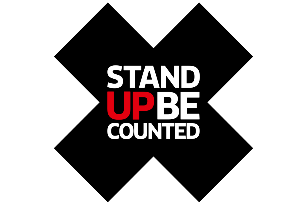 StandUpBeCounted