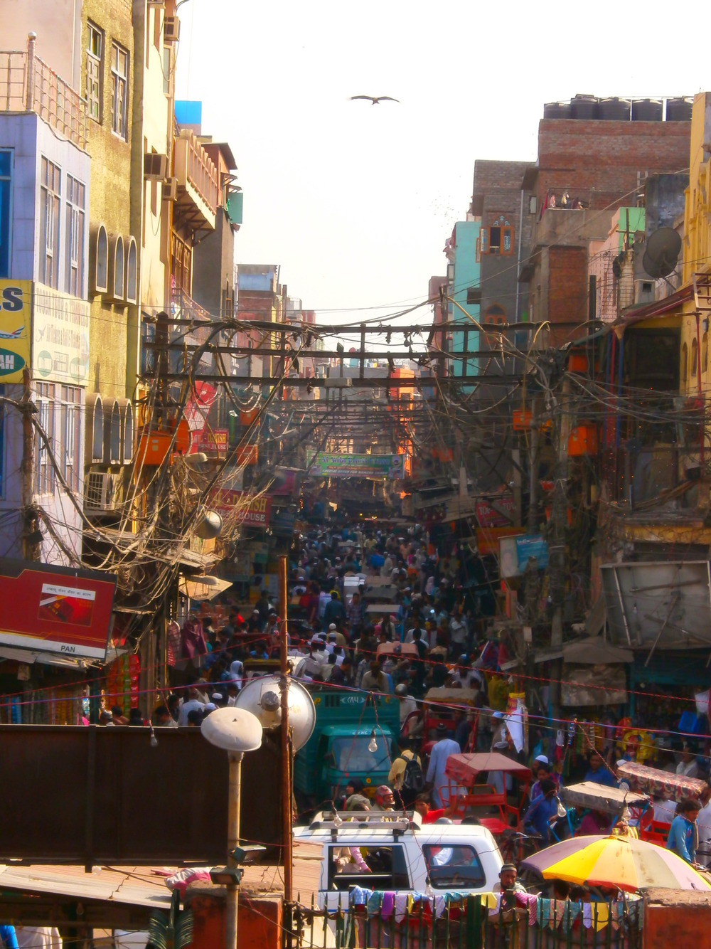 Delhi, 2011