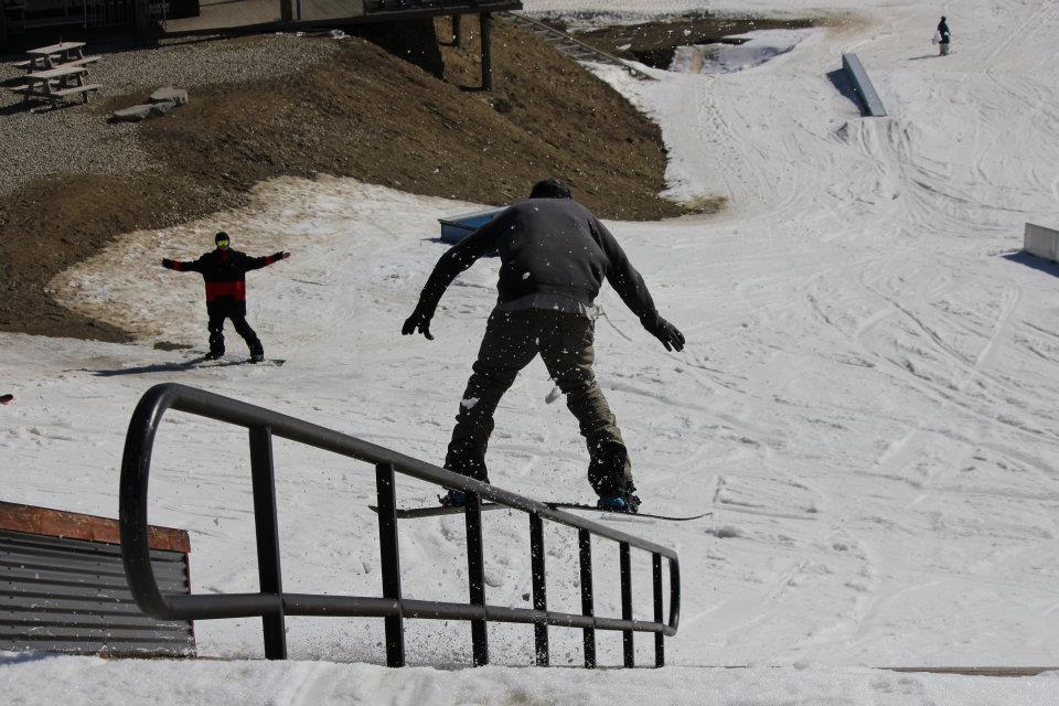 Snow Park NZ - 2011