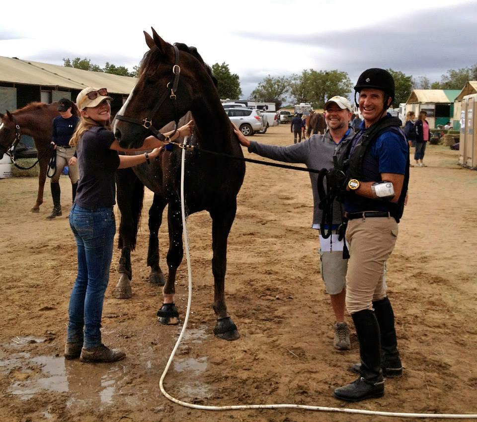 David & Alectra at Twin Rivers Horse Trials.jpg
