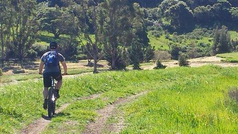 Biking toward the Switchback Trail.jpg