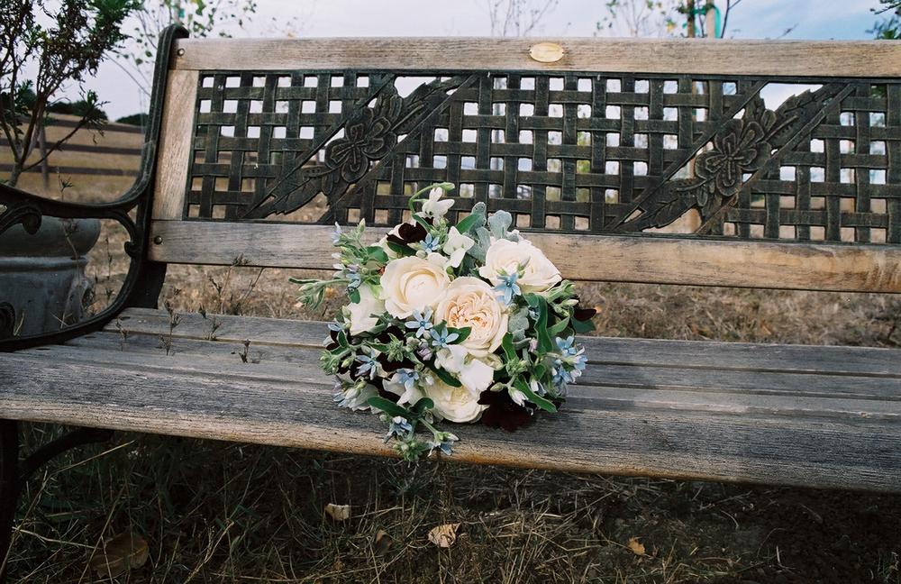 Bride's bouquet on bench*.jpg