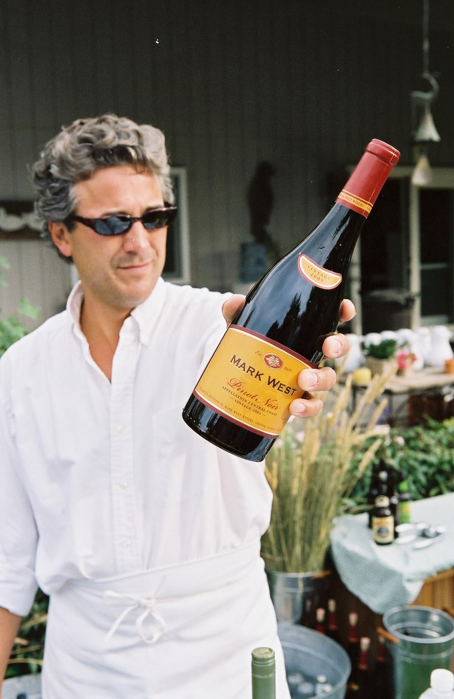 Tasting Sonoma wines