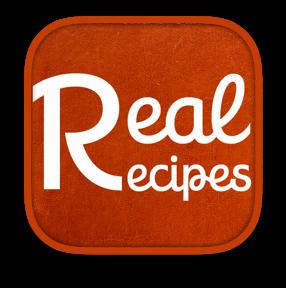Real Recipes - Lorem ipsum dolor sit amet, consectetur adipiscing elit. Phasellus sagittis felis orci, sed venenatis lectus mollis non. Curabitur bibendum efficitur luctus.