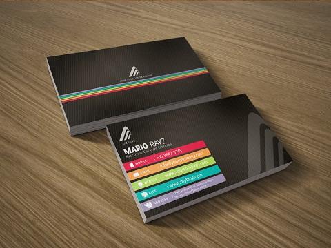 Print media c3 studios full color business cards 01g colourmoves