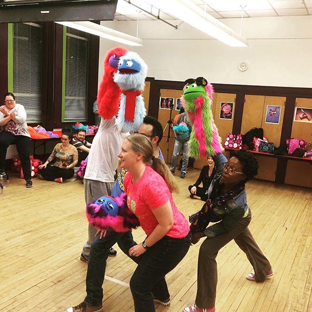 Puppet performance class