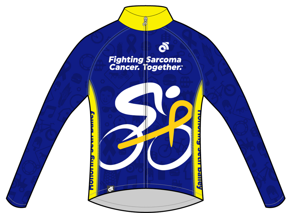 62d87d13f Men s Jersey - Long Sleeve — Courage Ride