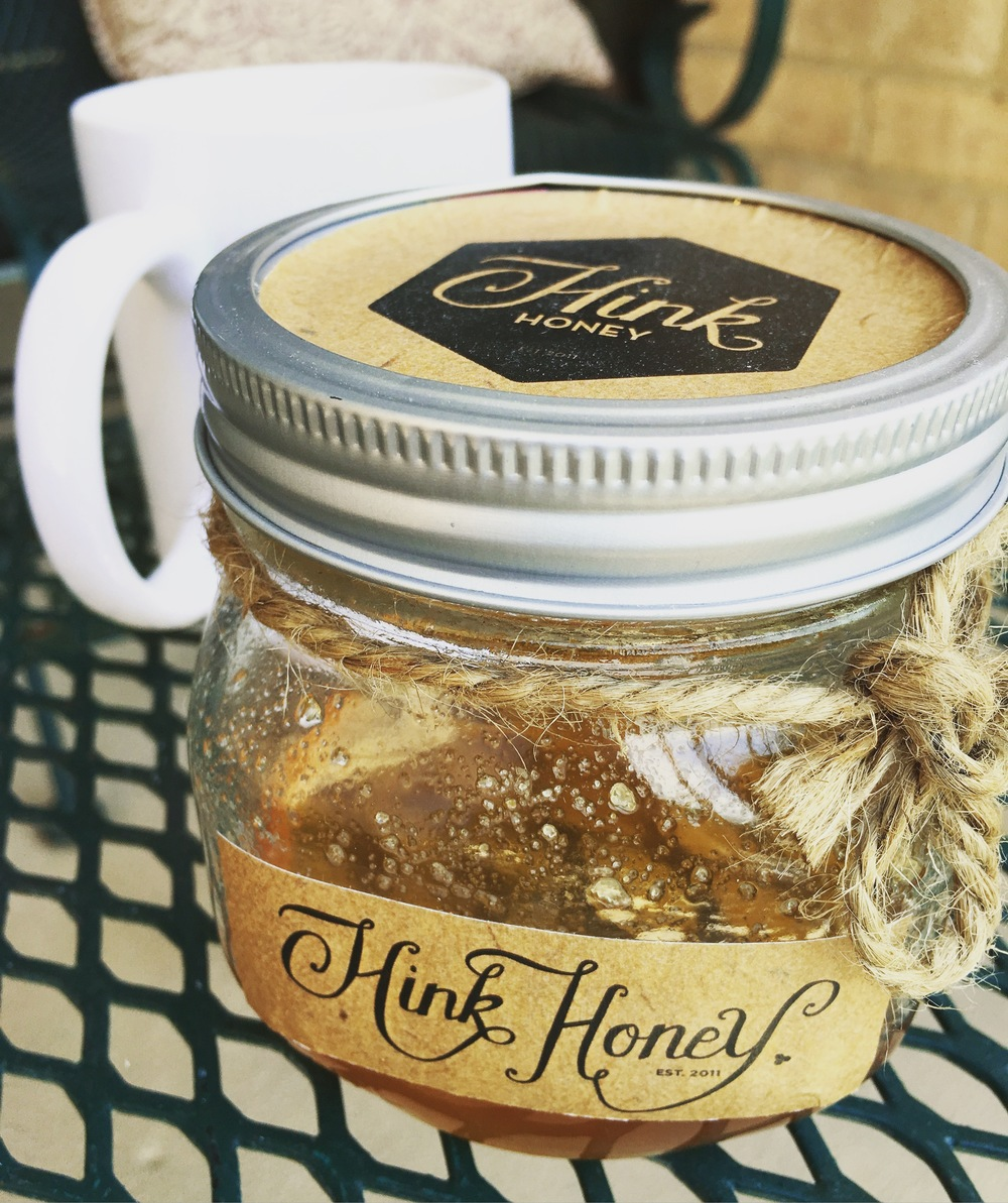 hink honey | logo