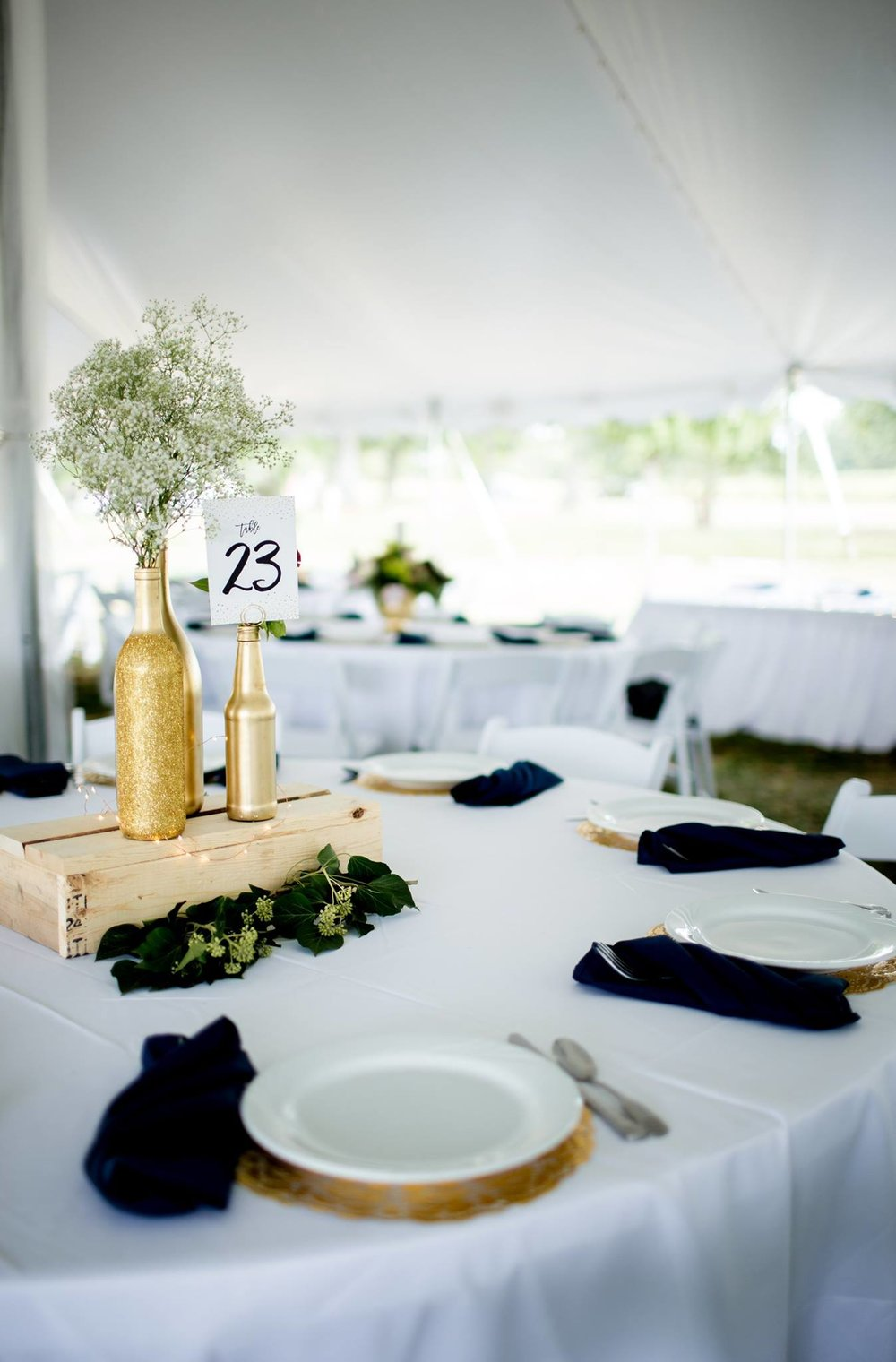 jen & carson | table numbers   photo credit: onethirtynine photography