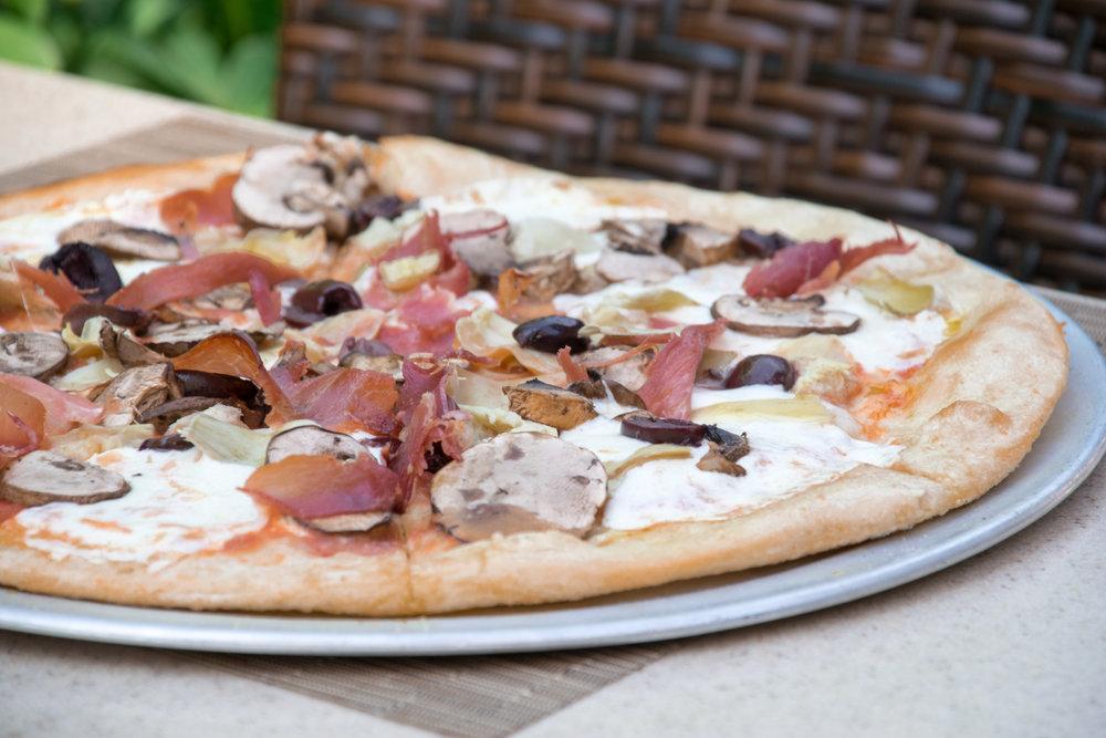 Toscano Pizza Capricciosa