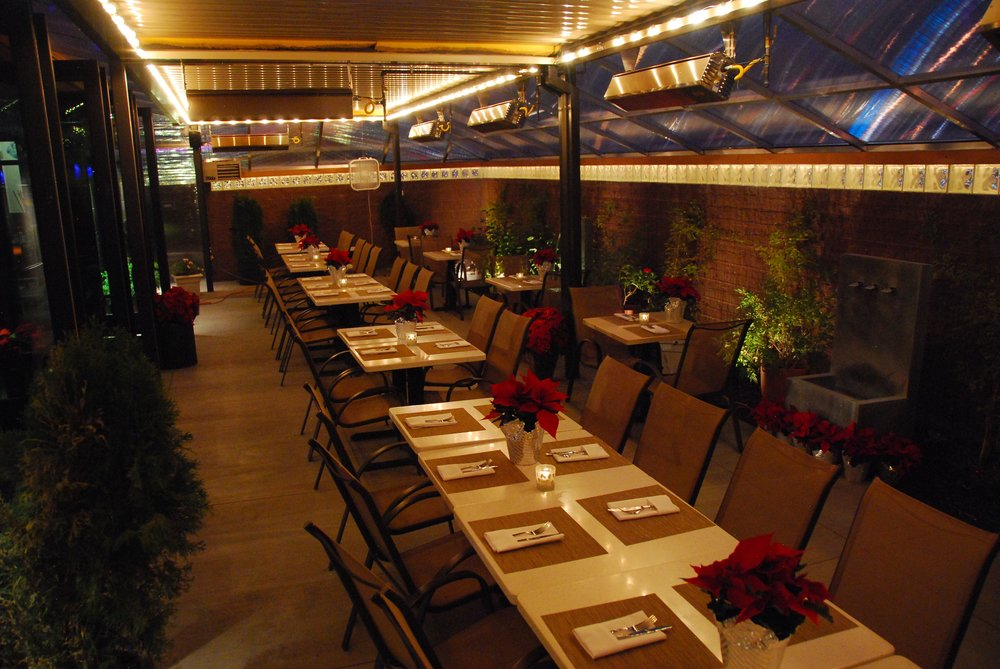 Toscano Patio & Private Dining