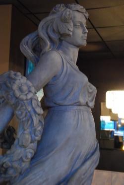 Toscano Statue, Draper Utah