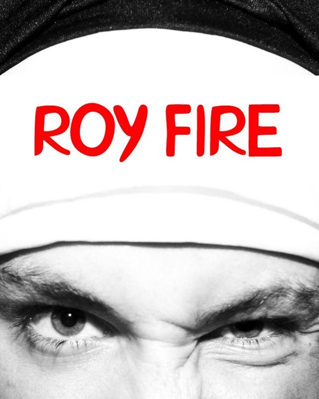 #RoyFireNewYork 😜