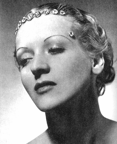 Horst P. Horst. Cartier's 'Diamant mysterieux' , 1934