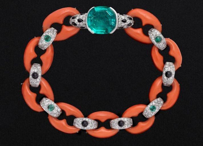 Cartier. Bracelet, c. 1922