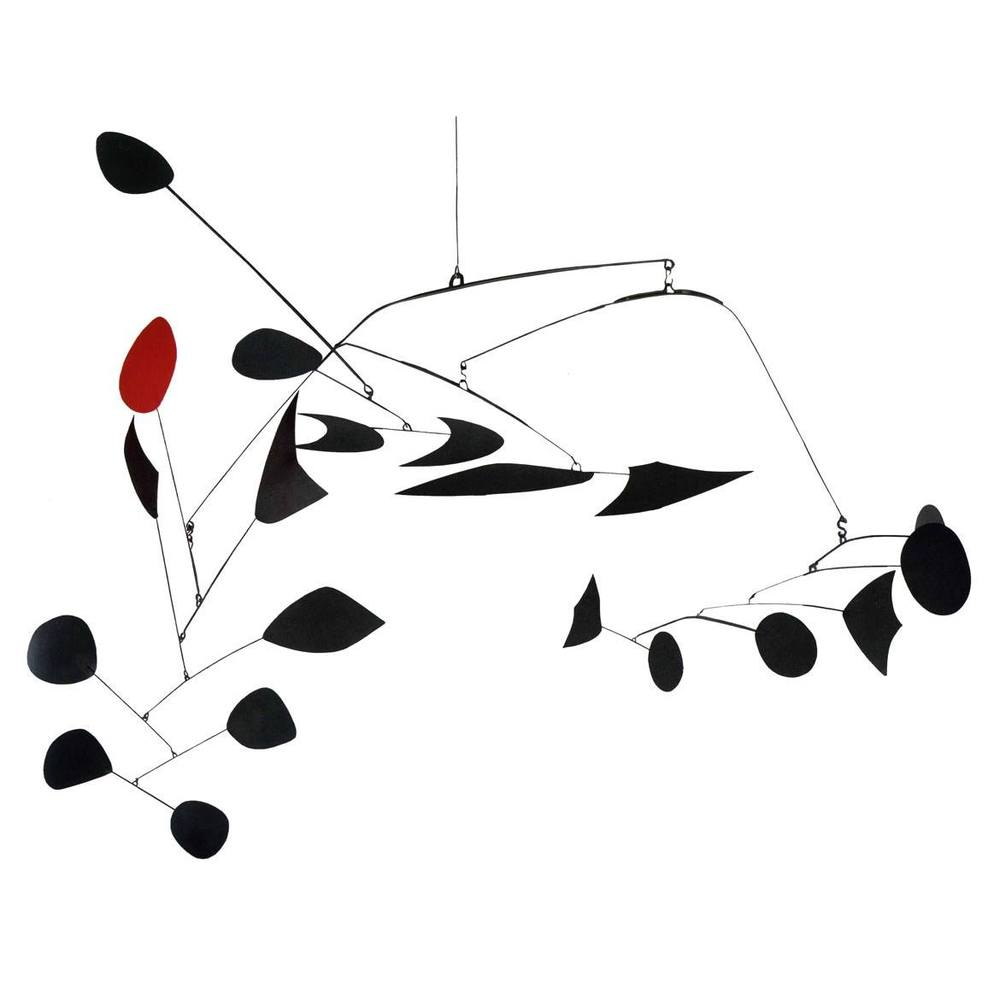 Alexander Calder.  Red Triumphant ,1963