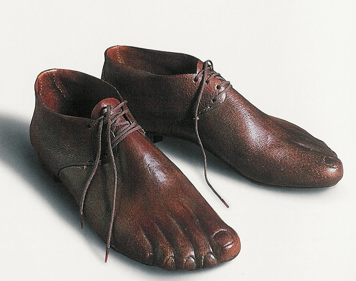 Pierre Cardin. Men's shoes, 1986