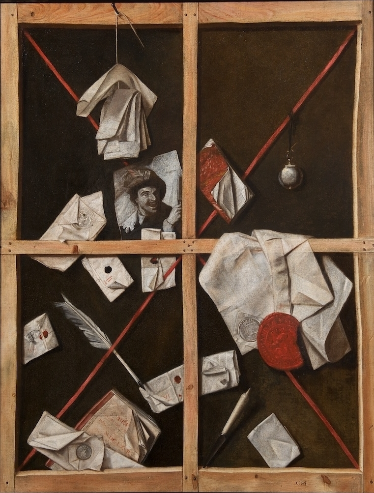 Cornelis van der Meulen.  Still Life , 1667