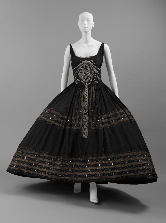 Jeanne Lanvin.  Robe de Style , c. 1920-1925