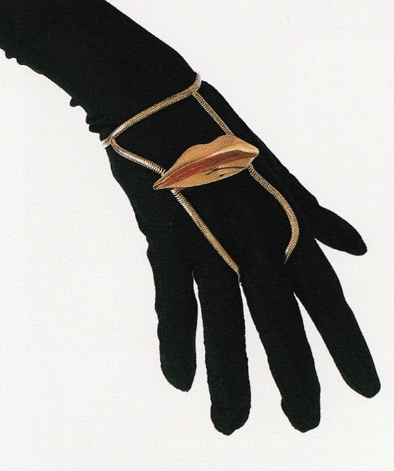 Irving Gold. Hand ornament made for Marlene Dietrich, c. 1937