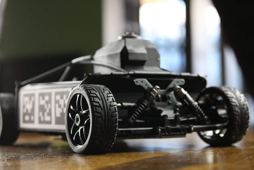 Blackbird mini - radio controlled
