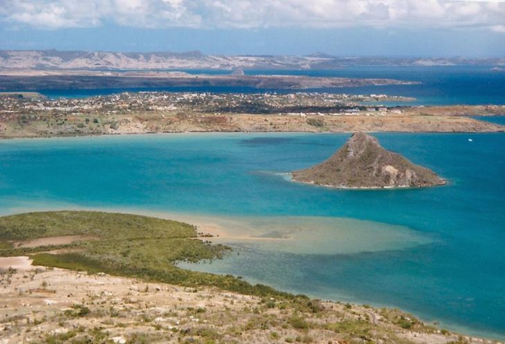 Pain de Sucre in the Bay of Diego Suarez, Antsiranana, Madagascar (my photo)