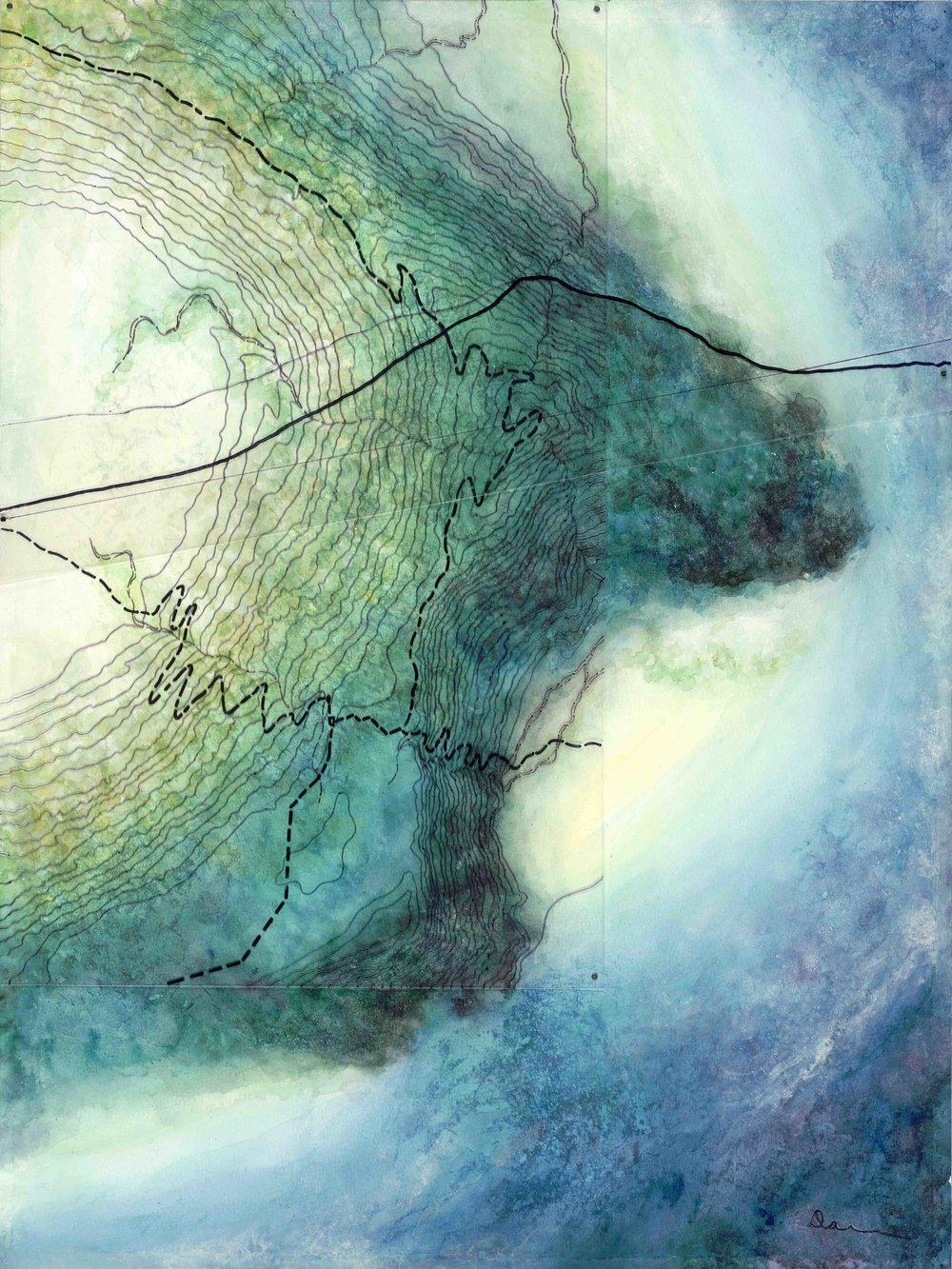 saucer island  I  enlargement  I  east rim