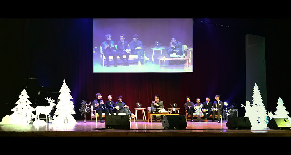 Christmas Talk Concert