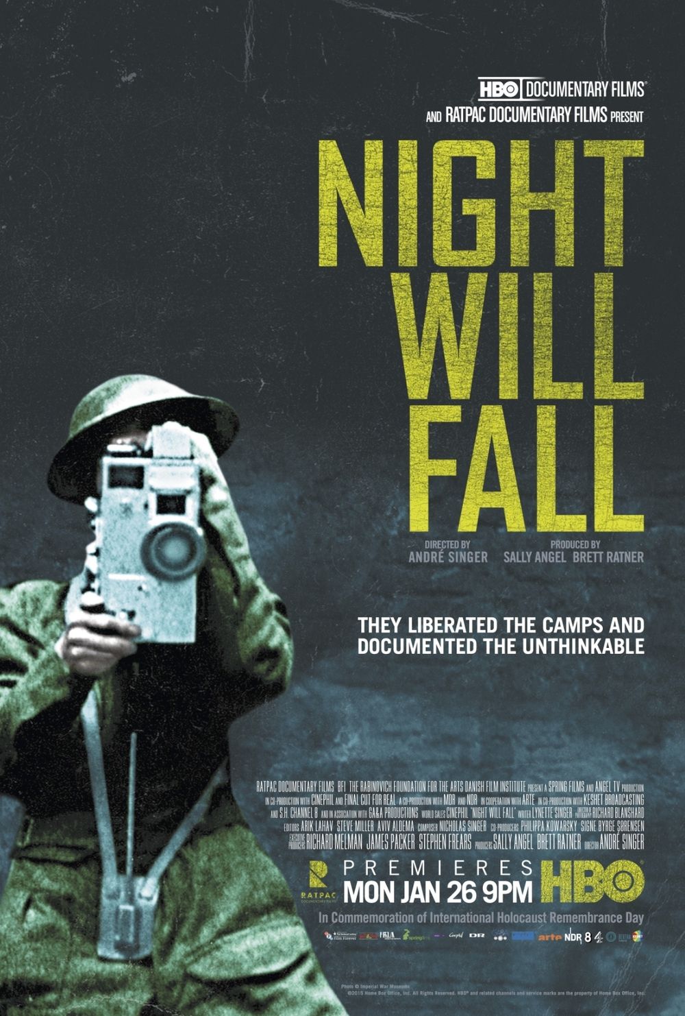 Night Will Fall
