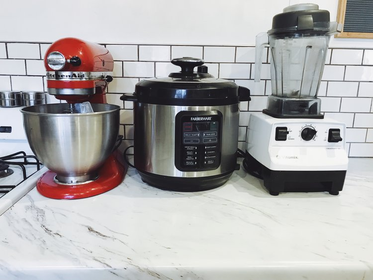 My Must Have Appliances In My Tiny Kitchen Nomadic Millers