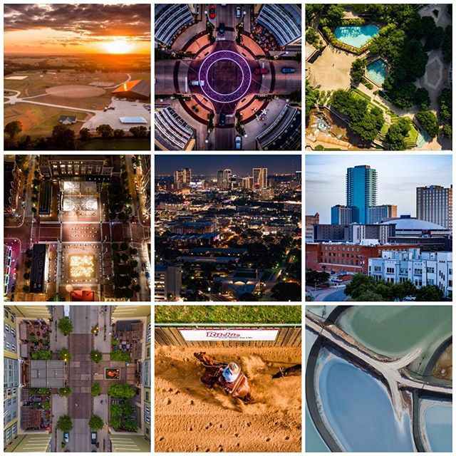 #best9 #skycraft #aerialphotography #inspection #mapping #dronesforgood #djiglobal #djicreator #freeflysystems #helixus #dronephotography #fortworth #tx #2018
