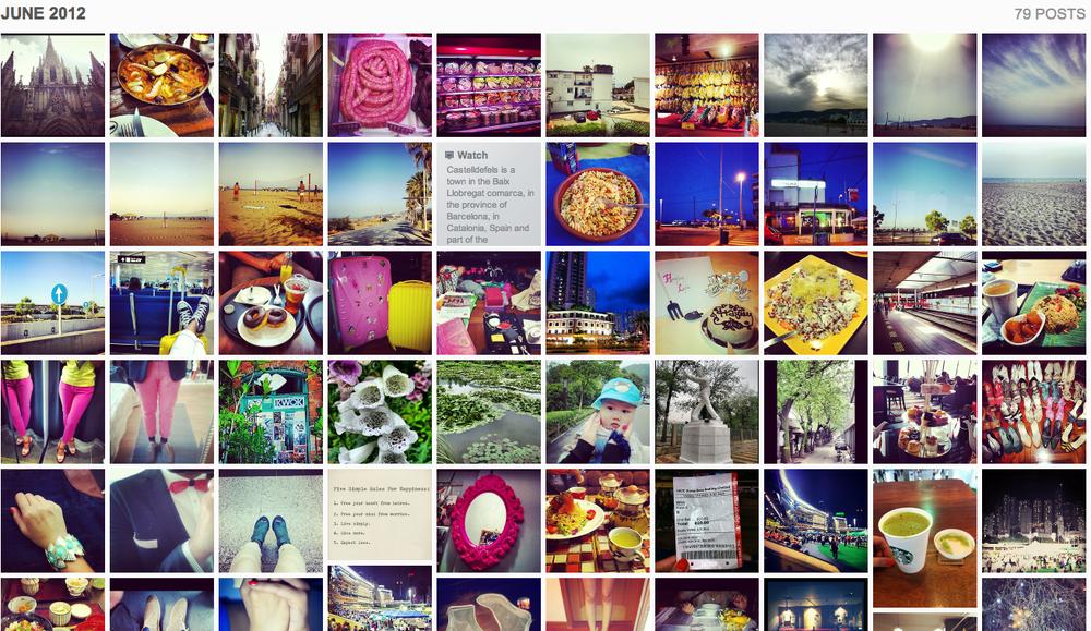 Tumblr Archive JUNE 2012