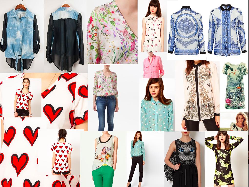 spring/summer closet